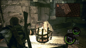 Resident Evil 5 Items Chapter 4-2 #2