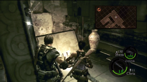 Resident Evil 5 Items Chapter 4-2 #4