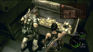 Resident Evil 5 Items Chapter 4-2 #6