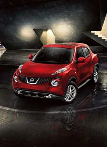 THE ALL-NEW NISSAN JUKE