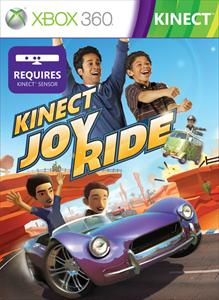 KinectTM Joy Ride