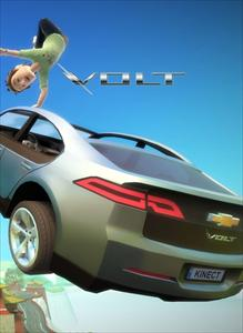 Chevrolet Volt and Kinect Joy Ride