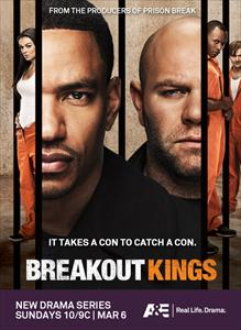 A&E Breakout Kings Themes and Gamer Pictures