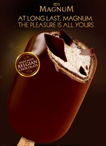 Magnum Ice Cream Themes and Pics
